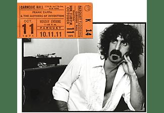 Frank Zappa - Carnegie Hall  - (CD)