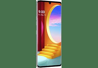 LG VELVET 4G 128 GB Aurora Silber Dual SIM