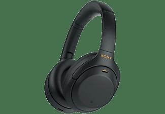 SONY Bluetooth Kopfhörer WH-1000XM4 mit Geräuschminimierung, schwarz