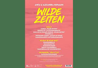 Anita & Alexandra Hofmann - Wilde Zeiten (Limited Fan Box)  - (CD)