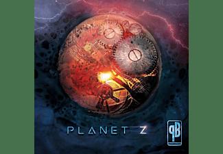 Panzerballett - PLANET Z (BLACK VINYL)  - (Vinyl)