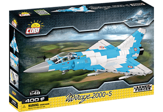 COBI 5801 ARMED FORCES MIRAGE 2000 Modelflugzeug, Mehrfarbig