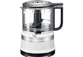 KITCHENAID Matberedare Mini 5KFC3516 0,83L - Vit