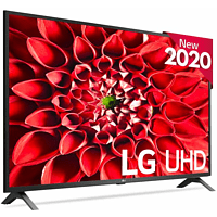 """TV LED 65"""" - LG 65UN73006LA, UHD 4K 3840 x 2160, Smart TV, Bluetooth, WiFi, Asistentes de voz, Negro"""
