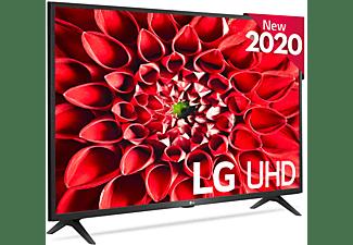 "TV LED 43"" - LG 43UN73006LC, UHD 4K 3840 x 2160, Smart TV, Bluetooth, WiFi, Asistentes de voz, A, Negro"