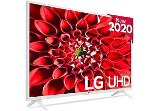 "TV LED 43"" - LG 43UN73906LE, UHD 4K 3840 x 2160, Smart TV, Bluetooth, WiFi, Asistentes de voz, A, Blanco"