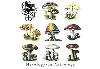 The Allman Brothers Band - MYCOLOGY: AN ANTHOLOGY  - (CD)