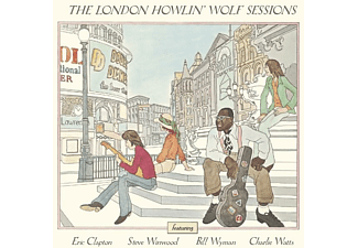 Howlin' Wolf - LONDON HOWLIN' WOLF SESSIONS  - (CD)