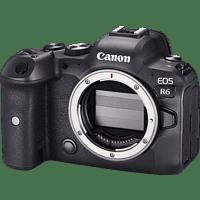 CANON EOS R6 Systemkamera, 7,5 cm Display