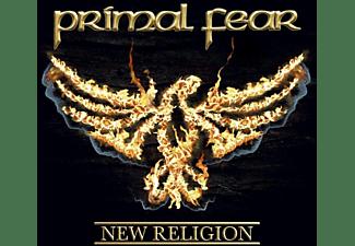 Primal Fear - NEW RELIGION (ORANGE+RED MARBLED LP)  - (Vinyl)