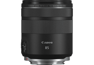 CANON RF 85 mm f./2 (Objektiv für Canon R-Mount, Schwarz)