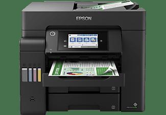 EPSON EcoTank ET-5800 Tintenstrahl Multifunktionsdrucker WLAN Netzwerkfähig