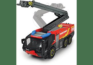 DICKIE TOYS RC Airport Fire Brigade R/C Spielzeugauto Mehrfarbig/Rot
