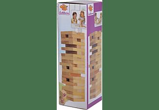 EICHHORN EH Wackelturm Holz Geschicklichkeitsspiel Natur