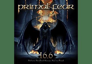 Primal Fear - 16.6 (BEFORE THE DEVIL KNOWS YOU RE DEAD)  - (Vinyl)