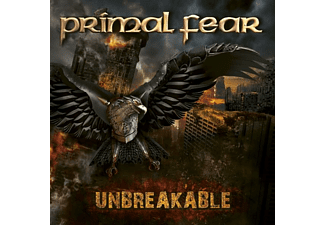 Primal Fear - UNBREAKABLE (WHITE+BLACK MARBLED)  - (Vinyl)