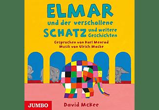 Karl Menrad - Elmar und der verschollene Schatz und weitere Gesc  - (CD)