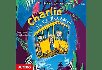Stephan Schad - Charlie (1).Ein Schulbus Hebt Ab  - (CD)