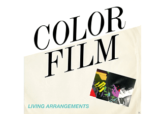 Color Film - Living Arrangements  - (CD)
