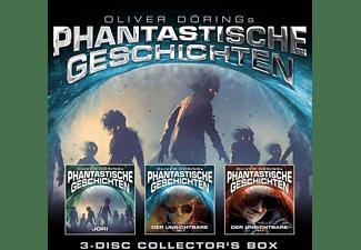 Oliver Doerings Phantastische Geschichten - Phantastische Geschichten: Box 1 (3CD)  - (CD)
