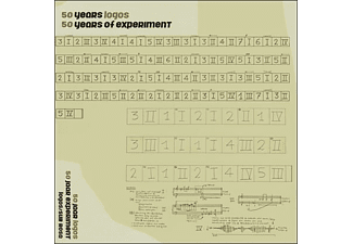Logos Foundation - 50 YEARS LOGOS-50 YEARS OF EXPERIMENT (+BUCH)  - (LP + Buch)