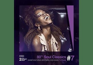 VARIOUS - 80'S SOUL CLASSICS, VOL. 7  - (CD)
