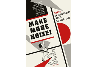 VARIOUS - Make More Noise (Deluxe 4CD Boxset)  - (CD)