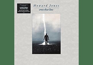 Howard Jones - CROSS THAT LINE (140GM SILVER EDITION)  - (Vinyl)