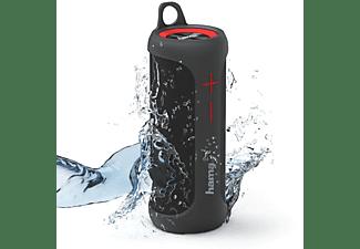 HAMA Soundcup-D Bluetooth Lautsprecher, Schwarz, Wasserfest