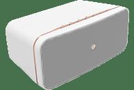 HAMA Sirium1000ABT Smart Speaker App-steuerbar, Bluetooth, IEEE 802.11 b/g/n 2x2 MiMo WiFi, Weiß