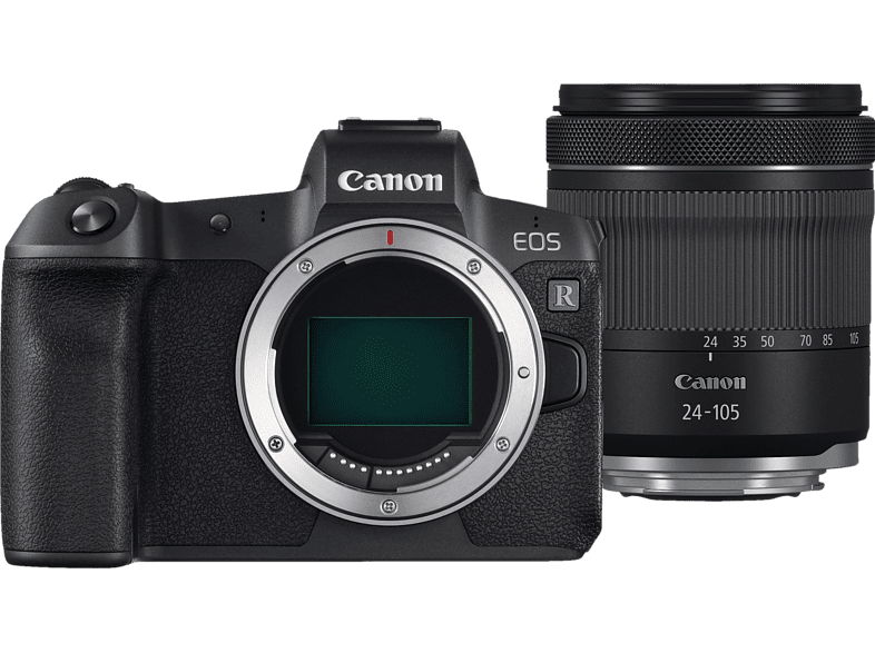 CANON EOS R Body + RF 24-105mm F4-7.1 IS STM