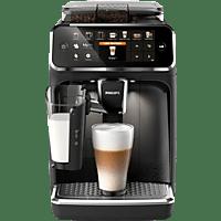 PHILIPS Kaffeevollautomat 5400 Series, mit Latte Go-Milchsystem, EP5441/50, Schwarz