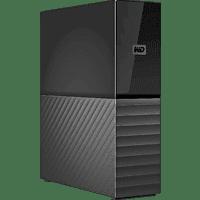 WD My Book™, 8 TB HDD, 3,5 Zoll, extern, Schwarz