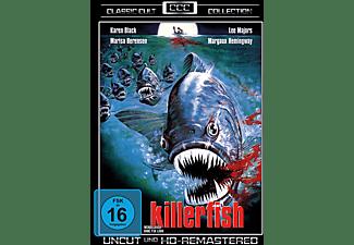 KILLERFISH DVD