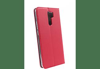 AGM 30608 Magnet, Bookcover, Xiaomi, Redmi 9, Rot