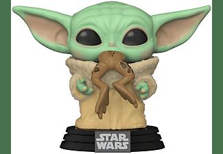 Figura - Funko Pop! The Child with Frog, The Mandalorian (Star Wars)