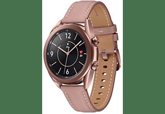 "Smartwatch - Samsung Galaxy Watch3, 41 mm, 1.4"", Bluetooth, Exynos 9110, 8GB, 340 mAh, 5 ATM,Acero Inox,Bronce"