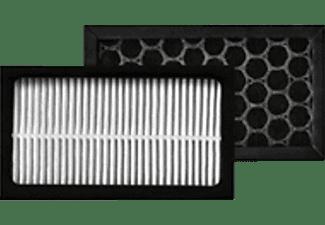 SHE Luftbefeuchter HEPA-Filter Luftfilter Schwarz