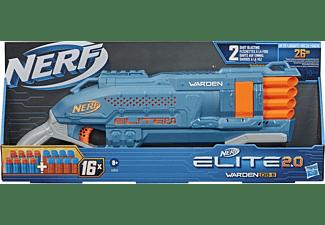 NERF Elite 2.0 Warden DB-8 Blaster Mehrfarbig