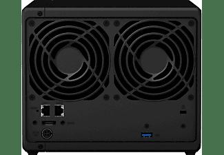 SYNOLOGY DiskStation DS920+ NAS 3,5 Zoll Anzahl Festplattenschächte: 4 Schwarz}