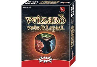 AMIGO Wizard Würfelspiel Mehrfarbig
