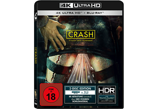 Crash 4K Ultra HD Blu-ray + Blu-ray