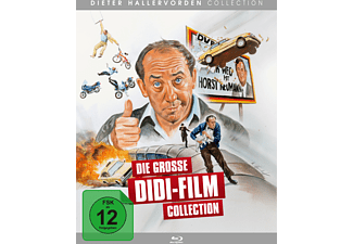 Die grosse Didi-Film Collection (7 Discs) Blu-ray