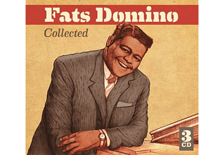 Fats Domino - COLLECTED  - (CD)