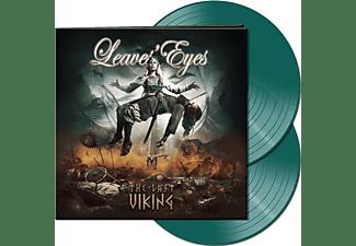 Leaves' Eyes - THE LAST VIKING (LTD.GTF.PINEWOOD GREEN)  - (Vinyl)