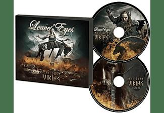 Leaves' Eyes - LAST VIKING  - (CD)