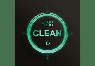 Pandoria - Clean  - (CD)