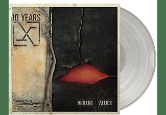10 Years - VIOLENT ALLIES (LTD.180G CLEAR VINYL)  - (Vinyl)