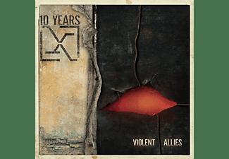 10 Years - Violent Allies  - (CD)