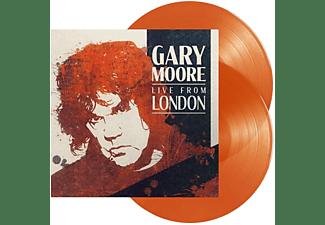 Gary Moore - LIVE FROM LONDON (LTD.180G ORANGE GATEFOLD)  - (Vinyl)